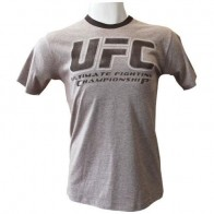 UFC 'Ringer' shirt brown