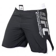 UFC 'Solid Colour' fight shorts black