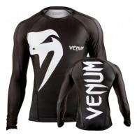 Venum 'Giant' rashguard long sleeves black