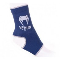 Venum ankle supports blue
