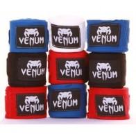Venum hand wraps 2,5m blue