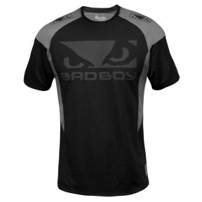 Bad Boy 'Performance' Walk-in shirt black and silver