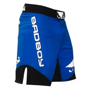 Bad Boy 'Legacy II' fight shorts blue and black