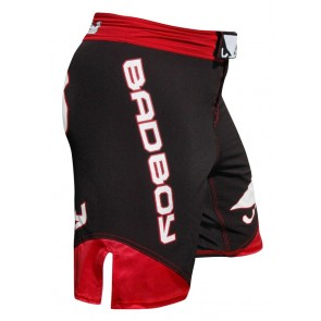 Bad Boy 'Legacy II' fight shorts black and red