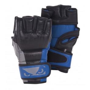 Bad Boy 'Legacy' MMA gloves blue