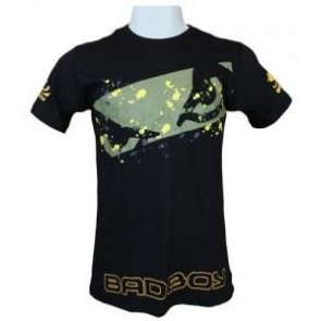 Bad Boy 'Fusion' shirt black