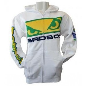 Bad Boy 'Shogun UFC 113 Walk-in' hoodie white