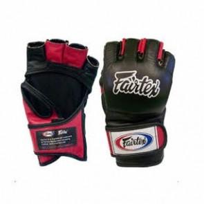 Fairtex 'Ultimate MMA' MMA gloves black