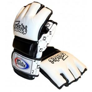 Fairtex 'Ultimate NHB' MMA gloves white