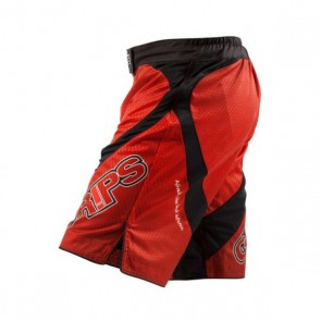 Grips 'Diablo - Red Cage' fight shorts