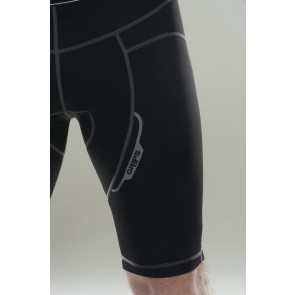 Grips 'Hot muscle' compression shorts black