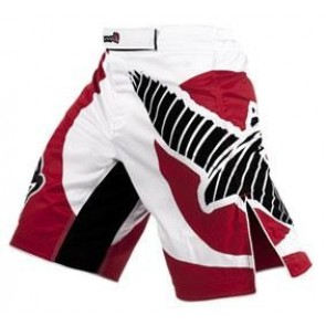 Hayabusa 'Chikara' fight shorts red