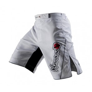 Hayabusa 'Kyoudo' fight shorts white