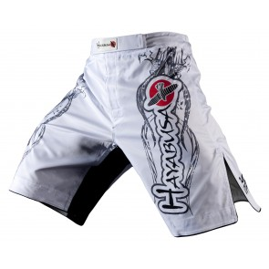 Hayabusa 'Mizuchi' fight shorts white