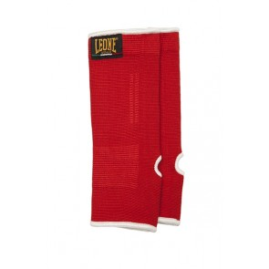 Leone ankle supports red