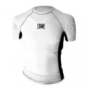Leone rashguard white