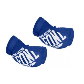 Leone elbow pads blue