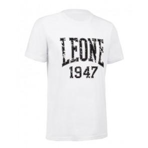 Leone 'Logo' shirt white