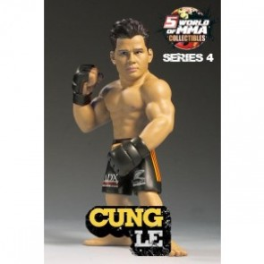 Round 5: Cung Le action figure