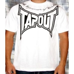 Tapout '3rd Strike' shirt white