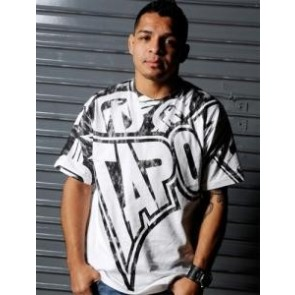 Tapout 'All or Nothing' shirt white