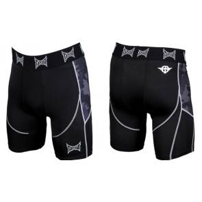 Tapout compression shorts black