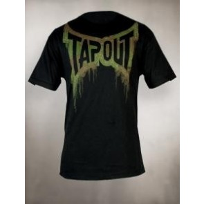 Tapout 'Guerrilla Warfare' shirt black