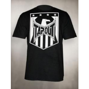 Tapout 'Shield' shirt black