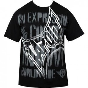 Tapout 'The Message' shirt black