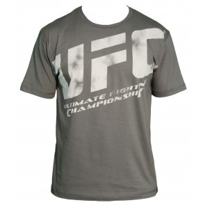 UFC 'Beginning' shirt grey