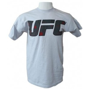UFC 'Blood Silver' shirt silver