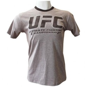 UFC 'Ringer' shirt brown