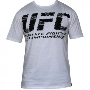 UFC 'Wrap' shirt white