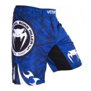 Venum 'Carlos Condit' fight shorts blue