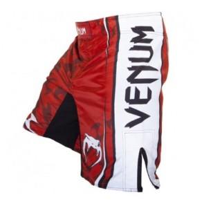Venum 'Carlos Condit' fight shorts red