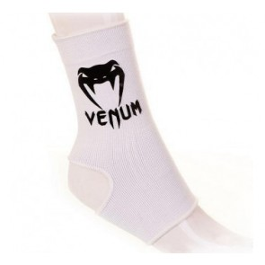 Venum ankle supports white