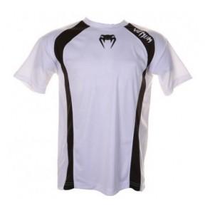 Venum 'Combat' shirt white (Coolmax)